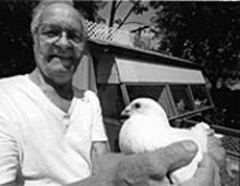 "JENNIFER  SILVERBERG - Henry Marganski is attached to his birds: ""I grieve for every one I lose."""