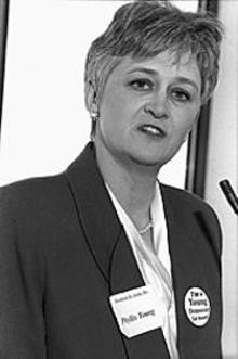 JENNIFER  SILVERBERG - Ald. Phyllis Young