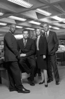 Crime and punishment, redux: Vincent DOnofrio heads the cast of Law & Order: Criminal Intent, one of the fall seasons best new shows.