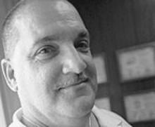 JENNIFER  SILVERBERG - Herb Dill, head of the Bi-State drivers' union