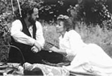 Aidan Quinn and Janet McTeer in Songcatcher