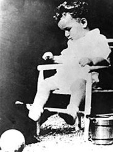 Charles Lindbergh suffered the cruelest force of gravity: the kidnapping and murder of his first child -- with the whole world feasting on the disaster.