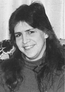 Linda Sherman in 1985