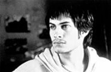 Gael Garca Bernal in Amores Perros, a poetic film of raw power and crippling brutality