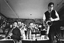 JAY  FRAM - Despite the loss of founder and trombonist Keith Ellis, the Sessions Big Band continues to draw jazz lovers to its gigs.
