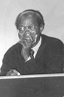 J.H. Kwabena Nketia