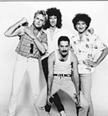 Queen, 2001 inductees to the Rock and Roll Hall of Fame