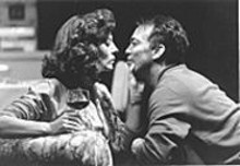J. BRUCE SUMMERS - Alison Bevan and Thom Sesma in the Rep's top-notch production of Dinner with Friends