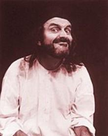Gareth Armstrong in Shylock