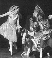 Mid America Dance Company's Cinderella: The Untold Story