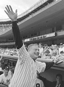REUTERS ARCHIVE PHOTO - Jim Bouton's inside look at pro baseball became the bestselling sports book of all time.