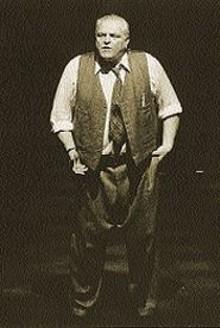 Brian Dennehy as Arthur Miller's Salesman, Willy Loman