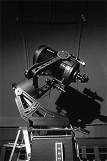 MARK  GILLILAND - The Pattonville Heights Middle School telescope