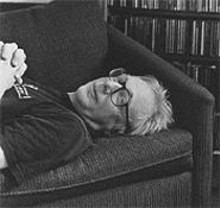 """Music critic Robert Christgau: """"I think part of the job is to have fun."""""""