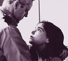 David Morse and Bjrk in Dancer in the Dark, a thudding and profoundly nonsensical tearjerker
