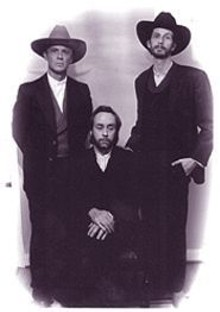 The Ballad of Jesse James