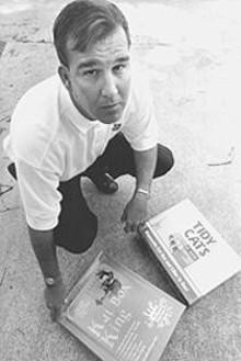 "JENNIFER  SILVERBERG - Sean McGivern, developer of a disposable cat litter box: ""I'm embarrassed. I got duped by them."""