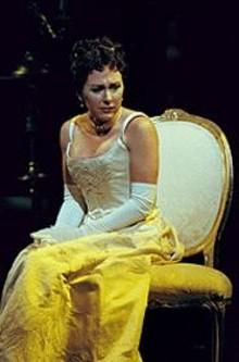 KEN  HOWARD - Mary Dunleavy in La Traviata