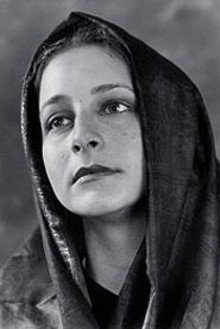 Nastaran Ahmadi as Gita in Gitanjali, which bears the marks of too much revision and far too many plotlines