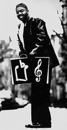 LENN  IRISH - Kenny Garrett: one of the finest alto-sax players on the planet