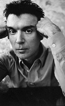 "DANNY  CLINCH - David Byrne: ""Sometimes I'll hear something I like on the radio, and somebody will point out, That's you! That's from Stop Making Sense!' I won't even recognize it."""