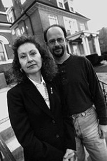 """JENNIFER  SILVERBERG - Bob Niemeier (with his wife, Irene): """"How are eight nuns going to share a bathroom? And bedrooms  --  are the nuns going to bunk up?"""""""