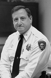 """JENNIFER  SILVERBERG - Maryland Heights Police Chief Neil Kurlander wrote a letter to County Executive Buzz Westfall and the County Council about his fear that people could find out where cops live through the County's Department of Revenue web site. """"We got it pretty quick,"""" he says."""