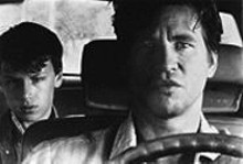 Noah Fleiss and Val Kilmer in Joe the King