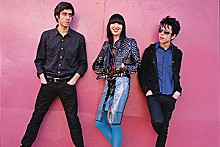 Yeah Yeah Yeahs: Heads will roll at this show.