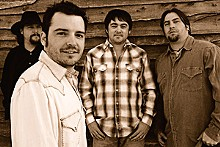 CARL DUNN - Reckless Kelly: not your daddy's country band.