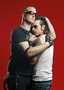 KII ARENS - Eagles of Death Metal: Guaranteed to give you a heart-on.