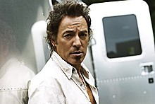 DANNY CLINCH - Bruce Springsteen and the E Street Band: He's the Boss. Like you could forget.
