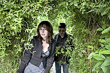 Wreckless Eric and Amy Rigby: Making beautiful music together.