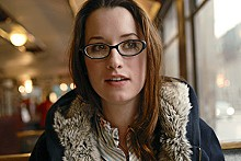 DEBORAH LOPEZ - Ingrid Michaelson: The way she is — just right.