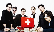 Electric Six: Let's start a war!