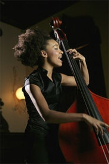 Esperanza Spalding: The not-so model student has become a model teacher.