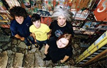 The Melvins: He aint heavy, hes my two drummers.