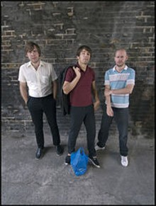 Peter Bjorn and John: Whistlin', workin'.