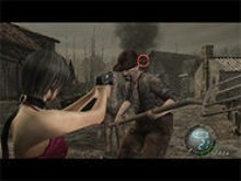 Resident Evil 4: Hope you got your tetanus shot.