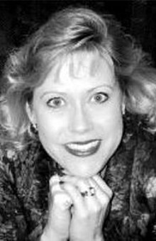"Rosemary Watts plays ""Iowa Housewife"" in Menopause the Musical."