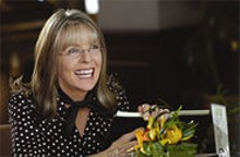 Diane Keaton deserves better. Why? Because we said so.