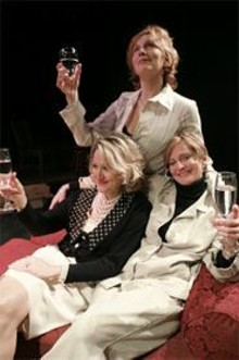 VATICAN - Lavonne Byers, Kari Ely and Liz Hopeful get sisterly in Wasserstein's dull play.