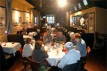 """JENNIFER  SILVERBERG - The """"Express Lotto Lunch"""" is a gamble. Then again, so's eating at Bernie Federko's."""