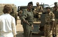 Man without a conscience: Forest Whitaker as Idi Amin