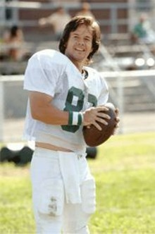 Good sport: Mark Wahlberg stars in this surprisingly satisfying football flick.