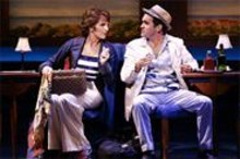 CAROL  ROSEGG - Dirty Rotten Scoundrels at  the Fox in March.