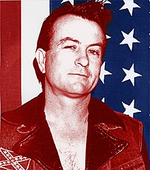 Lee Ving: Not your everyday punk-jazz-rock-pop-blues-inspired guitarist/vocalist.