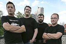 Dillinger Four: The Minneapolis punks ensure we do need this civil war.