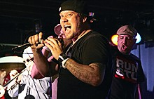Best Hip-Hop/Rap Artist (Duo or Group): Earthworms