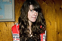 AARON MCKENZIE FRASER - Julie Doiron: Warm, in your coat.